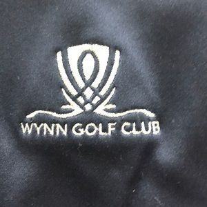 Wynn Golf Club playing vest.